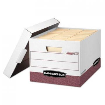 Bankers Box 07242 R-KIVE Heavy-Duty Storage Boxes