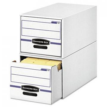 Bankers Box 00722 STOR/DRAWER Basic Space-Savings Storage Drawers
