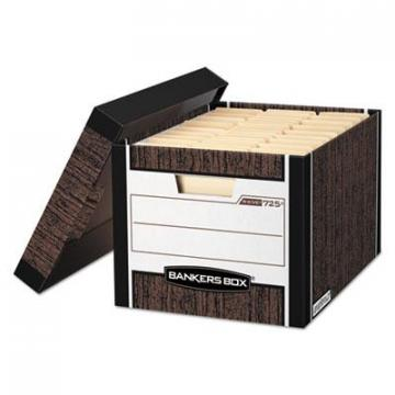 Bankers Box 0072506 R-KIVE Heavy-Duty Storage Boxes