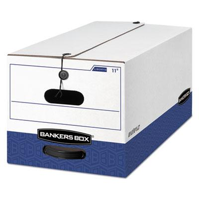 Bankers Box 00011 LIBERTY Heavy-Duty Strength Storage Boxes
