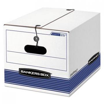 Bankers Box 0002501 STOR/FILE Medium-Duty Strength Storage Boxes