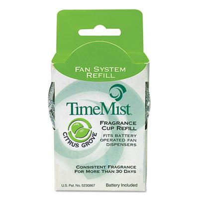 TimeMist 1043730 Fan Fragrance Cup Refills