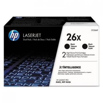 HP CF226XD Black Toner Cartridge