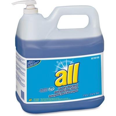 Diversey All 95769100CT Pump Dispenser Laundry Detergent