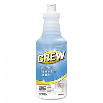 Diversey CBD539643 Crew Non-Acid Disinfectant Cleaner