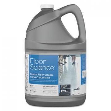 Diversey CBD540441 Floor Science Neutral Floor Cleaner Concentrate