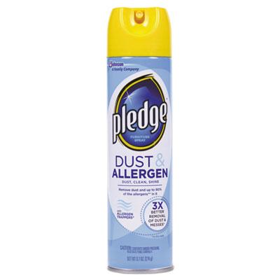 SC Johnson Pledge 671303 Dust and Allergen