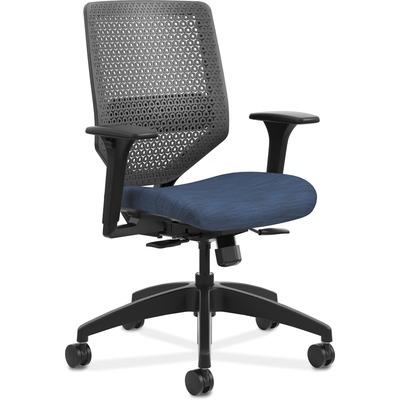 HON SVMR1ACLCO90 Solve Seating Charcoal Back Task Chair