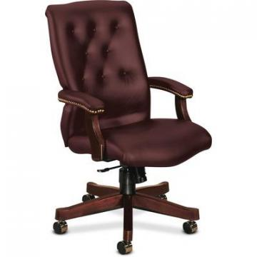 HON 6541NWP27 6540 Series Executive High-Back Chair