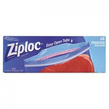 Ziploc 665256BX Double Zipper Freezer Bags
