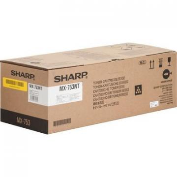 Sharp MX753NT Black Toner Cartridge
