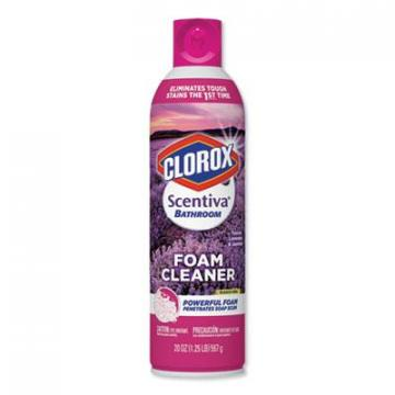 Clorox 31817 Scentiva Disinfecting Foam Multi Surface Cleaner