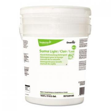 Diversey 957229100 Suma Light D1.2 Hand Dishwashing Detergent