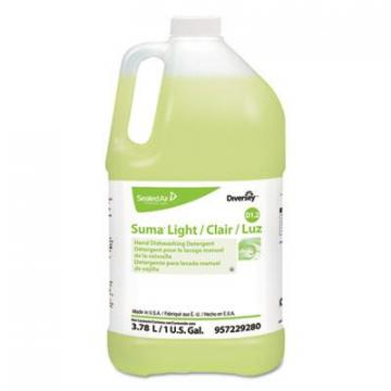 Diversey 957229280 Suma Light D1.2 Hand Dishwashing Detergent