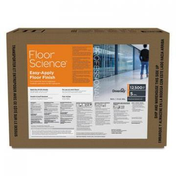 Diversey CBD540403 Floor Science Easy Apply Floor Finish