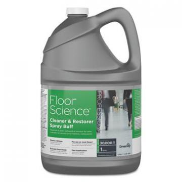 Diversey CBD540458 Floor Science Cleaner & Restorer Spray Buff
