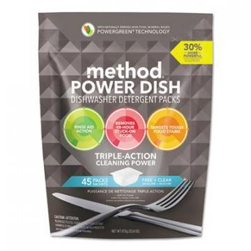 Method 01760CT Power Dish Detergent Tabs