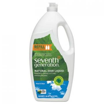 Seventh Generation 22724EA Natural Dishwashing Liquid