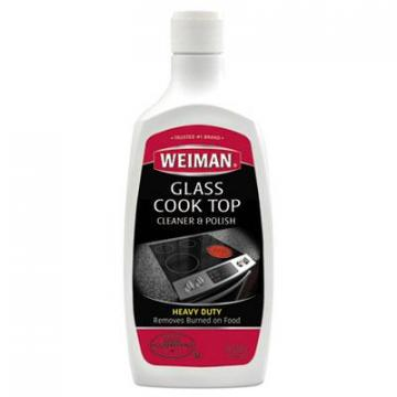 WEIMAN 137EA Glass Cook Top Cleaner and Polish