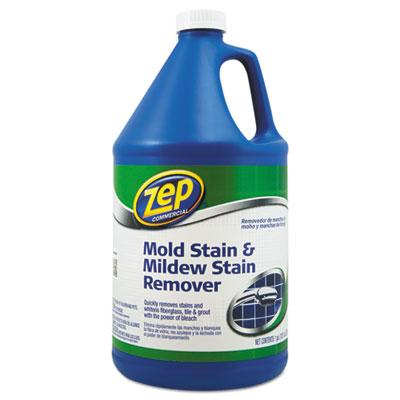 Zep ZUMILDEW128E Commercial Mold Stain and Mildew Stain Remover