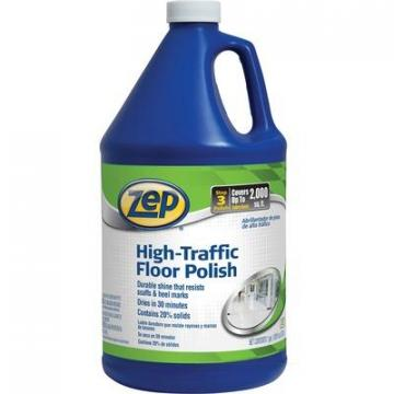 Zep ZUHTFF128CT High-Traffic Floor Finish