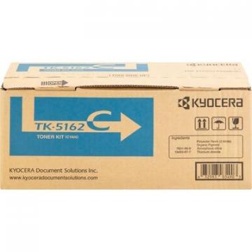 Kyocera TK-5162C Cyan Toner Cartridge