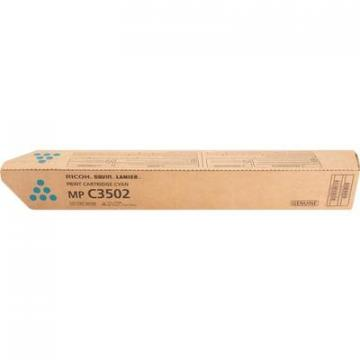 Ricoh 841738 Cyan Toner Cartridge