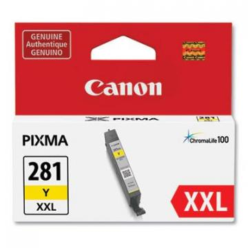 Canon CLI-281Y XXL Yellow Ink Cartridge