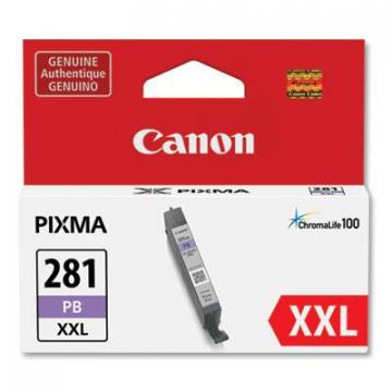 Canon CLI-281PB XXL Blue Ink Cartridge