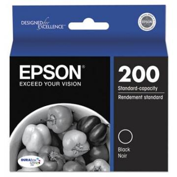 Epson T200120S Black Ink Cartridge