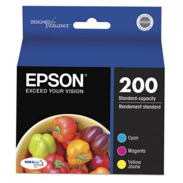 Epson T200520-S Cyan Magenta Yellow Ink Cartridge