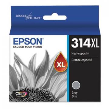 Epson T314XL720S Gray Ink Cartridge