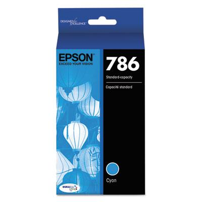 Epson T786220S Cyan Ink Cartridge