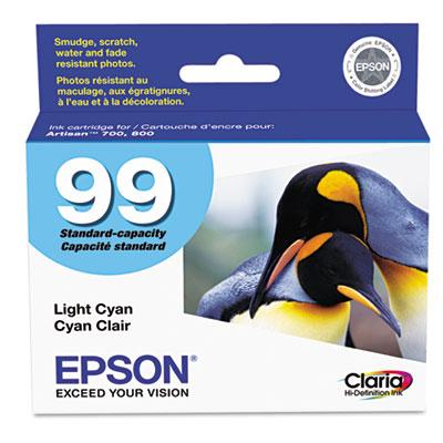 Epson T099520S Light Cyan Ink Cartridge