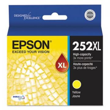 Epson T252XL420S Yellow Ink Cartridge
