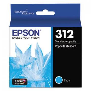 Epson T312220S Cyan Ink Cartridge