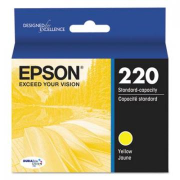Epson T220420S Yellow Ink Cartridge