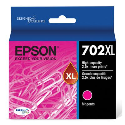 Epson T702XL320S Magenta Ink Cartridge