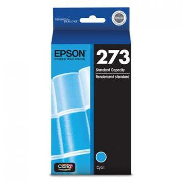 Epson T273220S Cyan Ink Cartridge