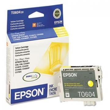Epson T060420S Yellow Ink Cartridge