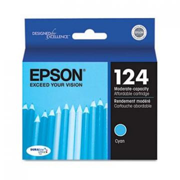 Epson T124220S Cyan Ink Cartridge
