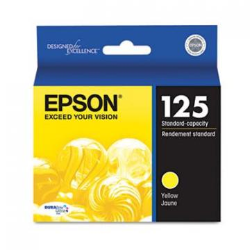 Epson T125420S Yellow Ink Cartridge