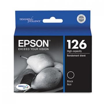 Epson T126120S Black Ink Cartridge