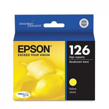 Epson T126420S Yellow Ink Cartridge