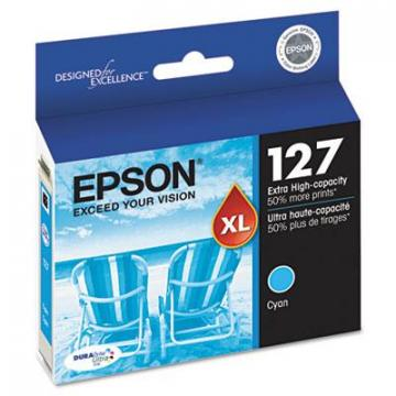 Epson T127220S Cyan Ink Cartridge