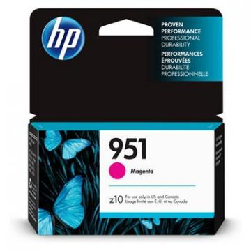 HP CN051AN Magenta Ink Cartridge