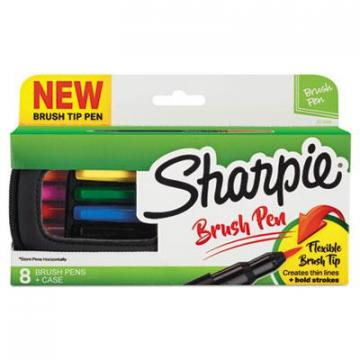 Sanford Sharpie 2011399 Brush Tip Pens