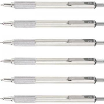 Zebra 29411BX F-701 Retractable Ballpoint Pen