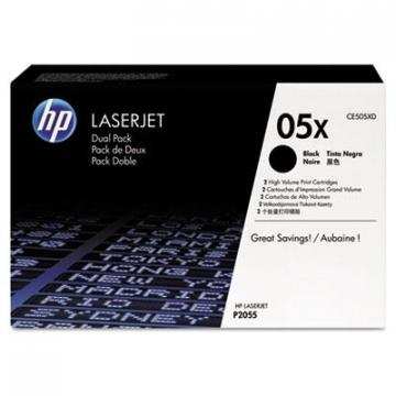 HP CE505XD Black Toner Cartridge