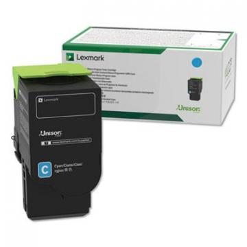 Lexmark C231HC0 Cyan Toner Cartridge